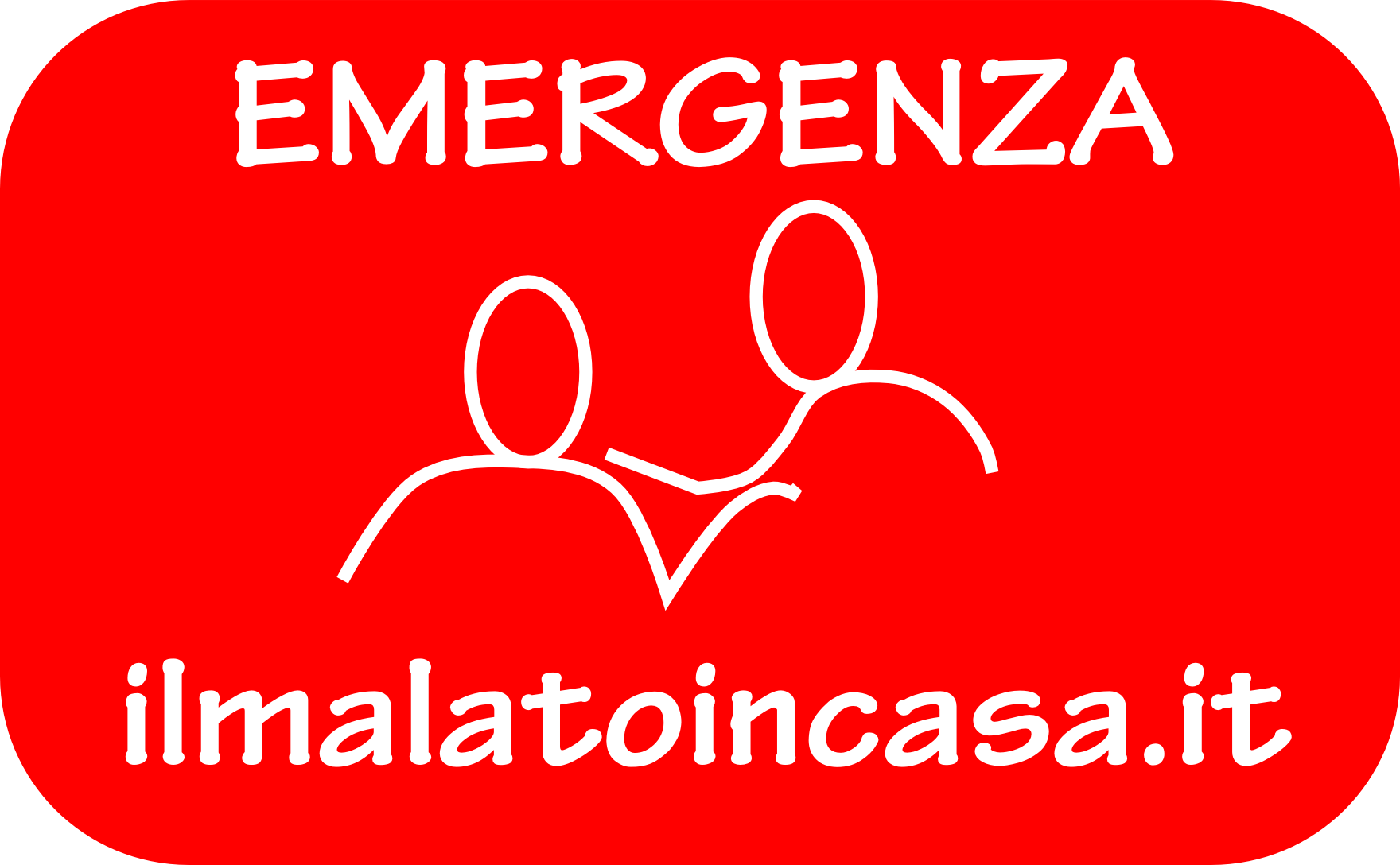 bottone rosso emergenza
